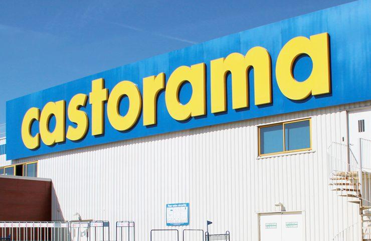 Магазин Castorama в Замості