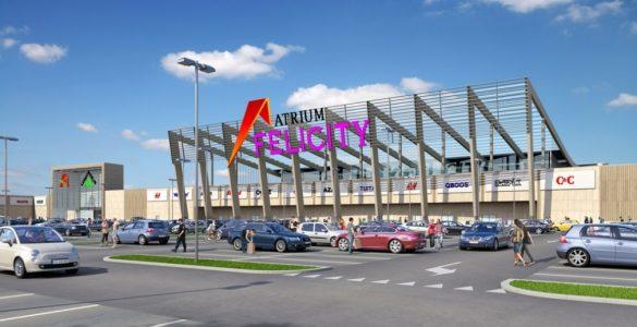 Торговый центр Felicity в Люблине