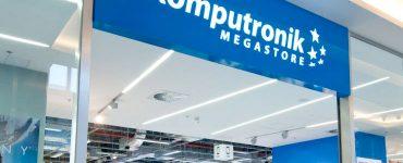 Komputronik в Люблине - магазин компьютерной техники