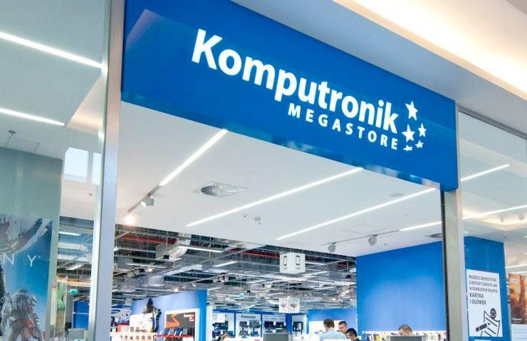 Komputronik в Люблине – магазин компьютерной техники 46d620e320b21