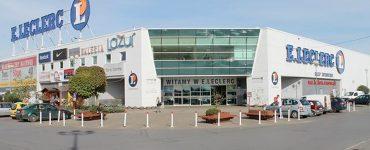Торговий центр E.Leclerc в Жешуві