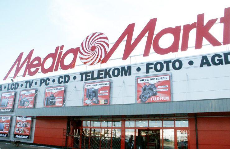 Магазин побутової техніки Media Markt в Любліні b82b05ef9f837