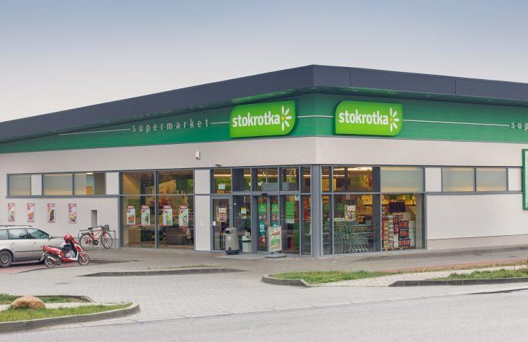 Супермаркет Stokrotka в Жешуві