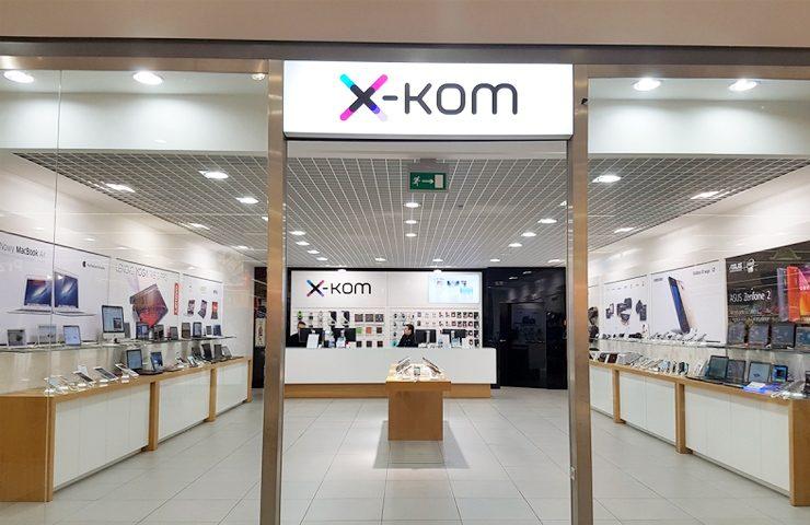 Магазин бытовой техники x-kom в Люблине 233572a3dee5c