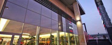Торговый центр Twierdza в Замостье