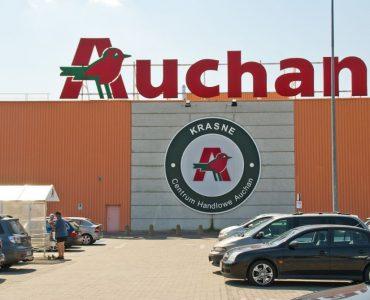 Торговый центр Auchan Krasne в Жешуве