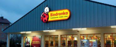 Супермаркет Biedronka в Жешуве