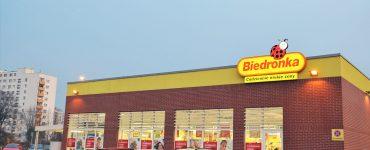 Супермаркет Biedronka в Люблине