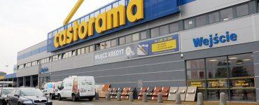 Строительный магазин Castorama в Люблине