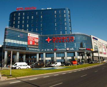 Торговый центр Rzeszow в Жешуве