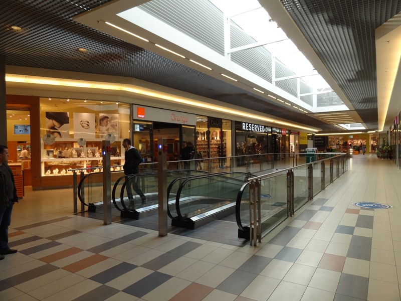 Торговый центр Galeria Sanowa в Перемышле d3e2087a3115f