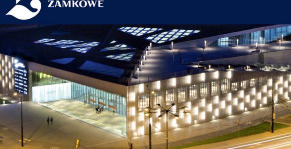 Торговый центр Tarasy Zamkowe в Люблине