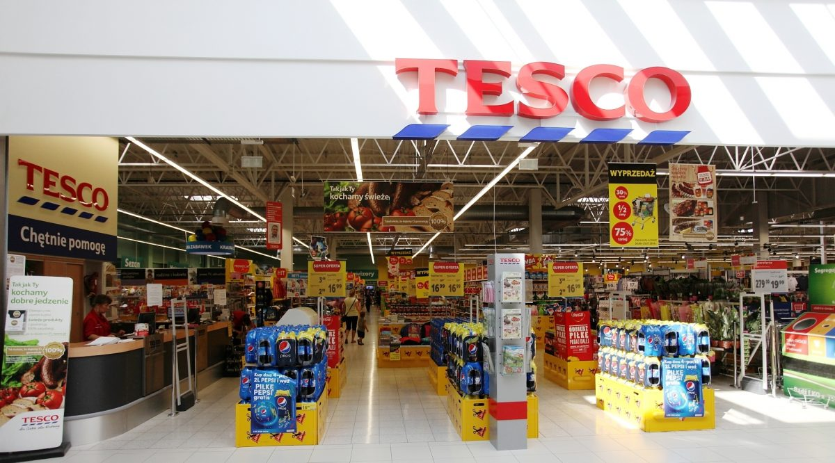 Супермаркет Tesco в Перемишлі 4e00df59c75a3