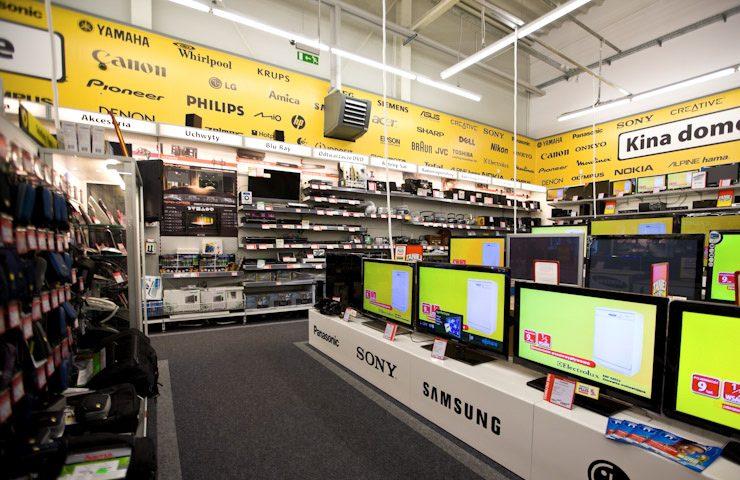 Media Expert в Кракові — магазин побутової техніки c038750b20d48