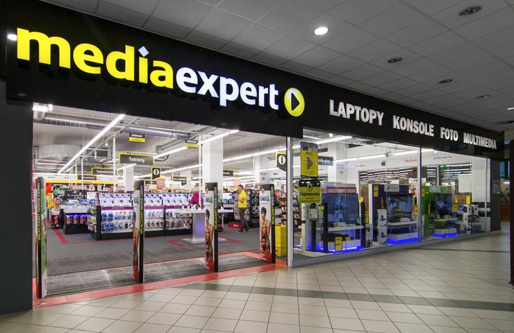 Media Expert в Любліні — магазин побутової техніки 3c9d37e520a27