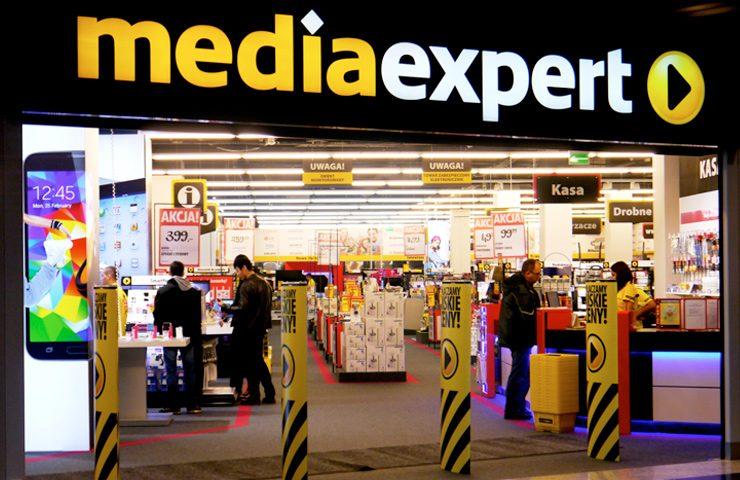 Media Expert в Жешуве - магазин бытовой техники