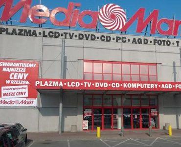 Media Markt в Жешуве - магазин бытовой техики