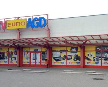 RTV Euro AGD в Перемышле - магазин бытовой техники