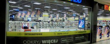 RTV Euro AGD в Замостье - магазин бытовой техники