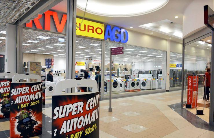RTV Euro AGD в Жешуве - магазин бытовой техники