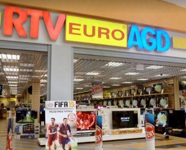 RTV Euro AGD в Кракові — магазин побутової техніки 085210cc6a4c2
