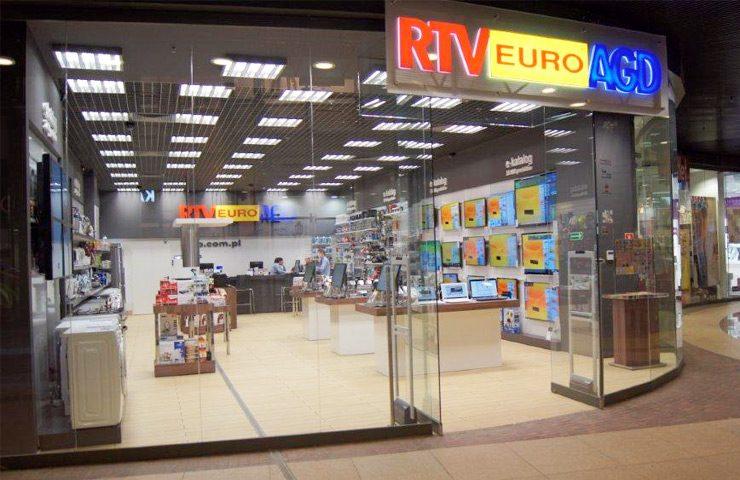 RTV Euro AGD в Люблине — магазин бытовой техники 99badb925e82a