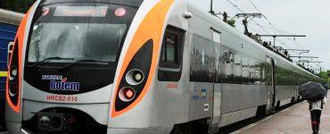 Новый поезд Киев-Перемышль — подарок от «Укрзализныци» ко Дню Независимости Украины